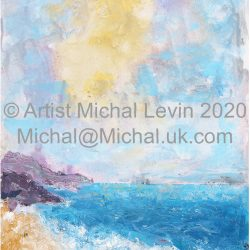 Porthcurno giclee