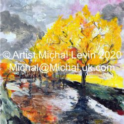 Woburn October giclee